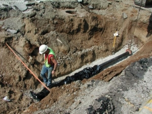 Water Main Repair Installation San Diego